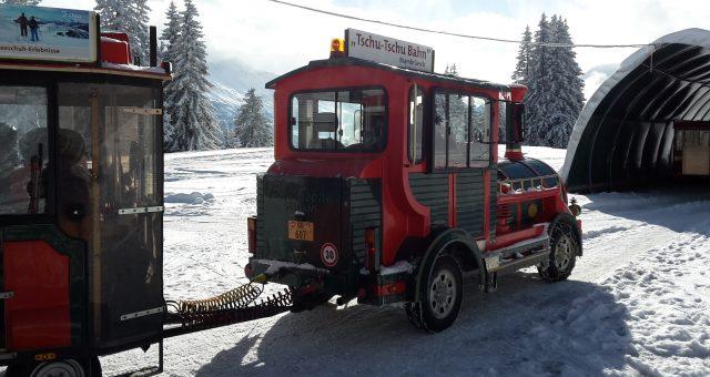 Luxusbahn ins Klein-Brambrüesch