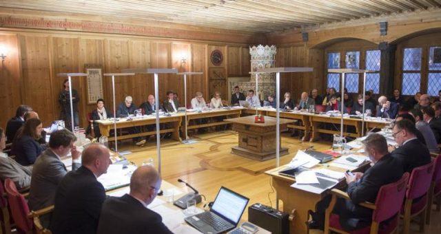 Nomination als Kandidat für den Churer Gemeinderat