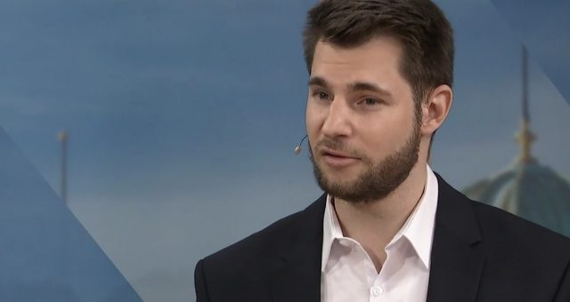 Auftritt bei TV Südostschweiz