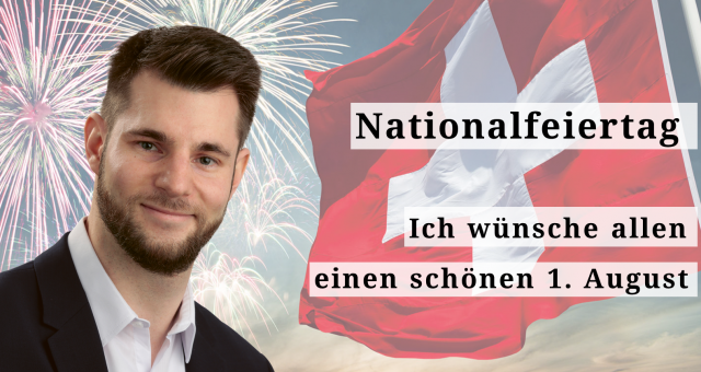 Happy birthday Switzerland